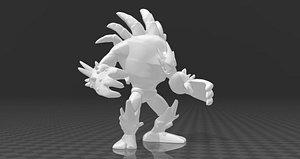 3D Malphite model