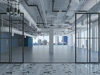Loft Office interior 5