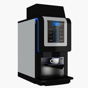 coffee 3D model