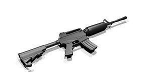3D Armalite AR-15