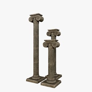 Pillar V4 3D