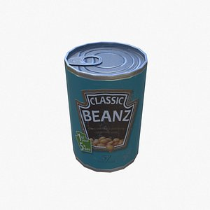 canned bean model