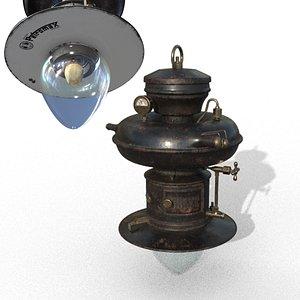 Petromax 3D model