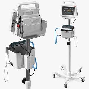 seca mvsa 535 medical 3D