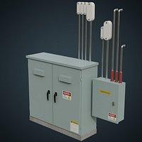 Utility Box 4A