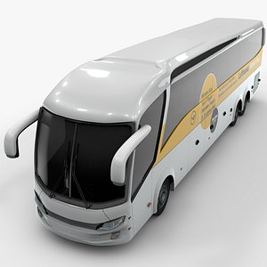 3D shuttle bus lufthansa