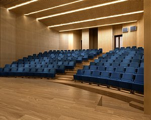 3D Stage truss meeting hall assembly hall conference Concert Hall