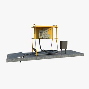 Electrical Ground Box model