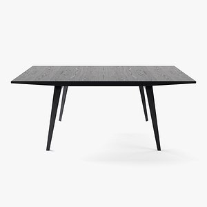 3D model Fourmore dining table by Desalto