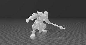 wukong 3D model