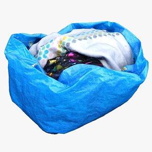 3D bag clothes