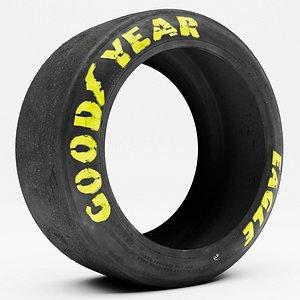 Goodyear Eagle Tire V2 3D model