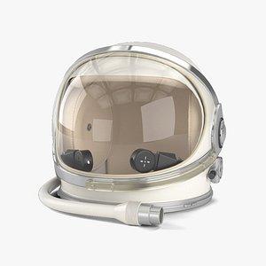 space helmet 3D model