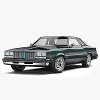 Oldsmobile Cutlass Supreme Brougham  1977