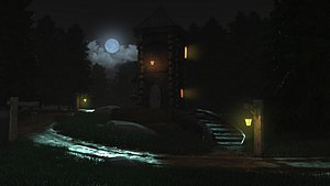 3D model Lanterns Pack