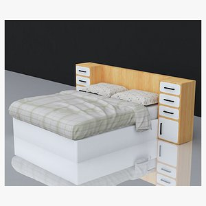 3D BED 05