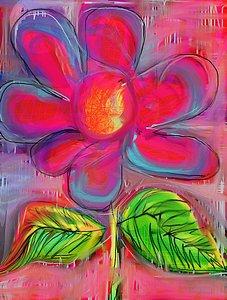 Hollow Flower 081
