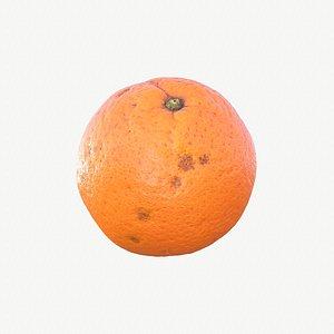 01 hy orange fruit model