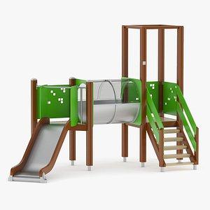 3D Lappset Activity Tower 04