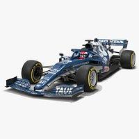 Alpha Tauri F1 2021 AT02 Formula 1