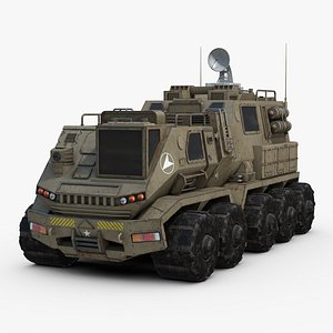 experimental heavy vehicle model