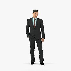 scanned realistic 3D model