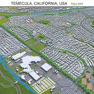 Temecula California USA model