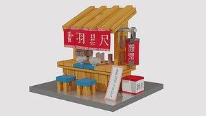 3D model shop