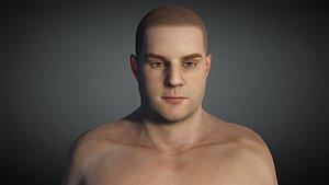 gordura homem model
