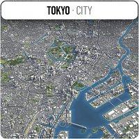 Tokyo - city