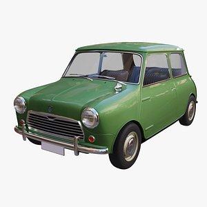 Austin Mini cooper 3D model