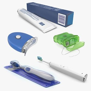 dental care 4 colletion 3D