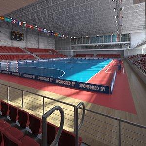 arena futsal model