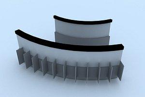 3D separator 3 model