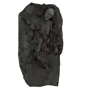 Corpse 04 3D