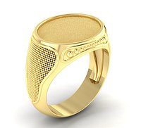 male signet ring