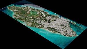 Nassau - Bahamas 3D model