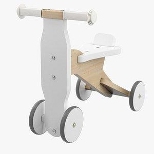 3D Push Bike