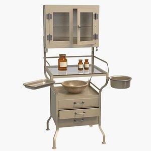 3D dental cabinet