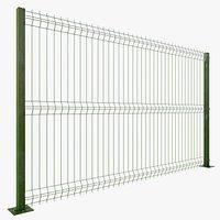 Fence v1 with PBR 4K 8K