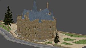 3D AstorgaPalace