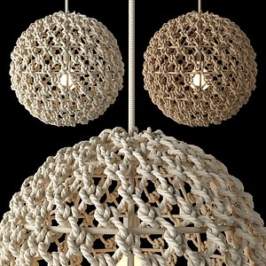 lamp light 3D