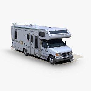 3D Shasta 350 RV 1997 model