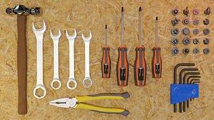 3D tools toolset