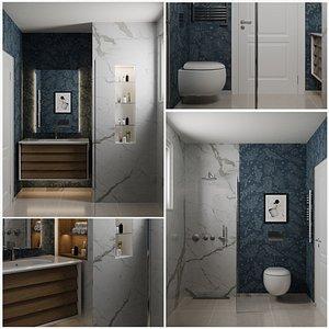 3D Bathroom 2