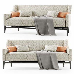 3D hbf lounge trestle model