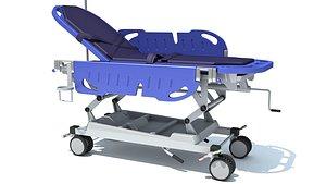 emergency trolley stretcher model