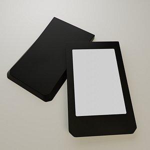 ereader tablet 3D
