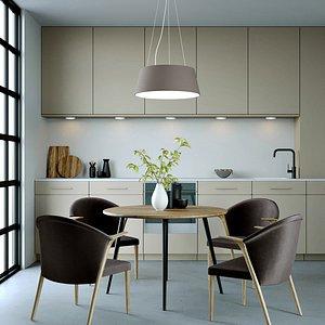 kitchen minimal model