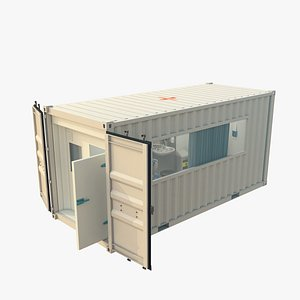 er container aid 3D
